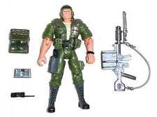 "2002 Hasbro 3,75"" GI G.I. JOE DUKE v.9 First Sergeant / G.I. Joe field commander"