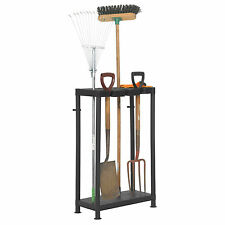 Garden, Shed and Garage Tool Storage Rack and Equipment Holder