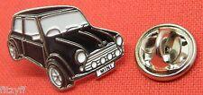 Black Mini Lapel Cap Hat Tie Pin Badge Brooch Car Motor Gift Souvenir