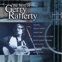 GERRY RAFFERTY The Best Of CD BRAND NEW Baker Street