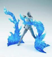 ☀️ EFFECT BURNING FLAME Blue D-Art Figma Kamen Rider gundam 1/6 figure hot toys