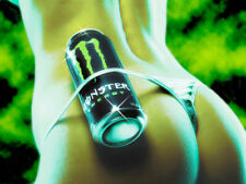 "Monster Energy Drink Photo Refrigerator Fridge Magnet New 2""x3"""