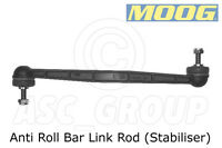 MOOG Front Axle left or right - Anti Roll Bar Link Rod (Stabiliser), PE-DS-6970