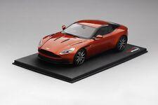 Top Speed Aston Martin DB11 2017 Cinnabar Orange 1/18