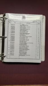 Grove RT525 Factory Parts Manual