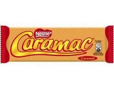 (13,88EUR/1kg) NESTLE CARAMAC CARAMEL 36 RIEGEL KARAMELL