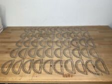 """50 PC 6"""" Clear Protractor Lot"""