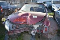 Driver Left Power Window Motor Fits 06-14 MAZDA MX-5 MIATA 216317