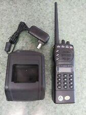 Brand New Motorola Gp68 Vhf 2-Way portable radio