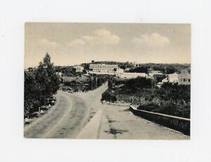 Castroreale Terme Grand Hotel cartolina viaggiata 1963