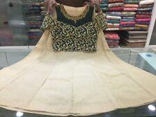 Indian Bollywod Designer Ethnic saree dress Lehenga Choli with fully stitched.