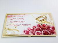WW21 - Wedding Voucher/Gift/Money Wallet/Envelope/Pocket - Cards, Gifts
