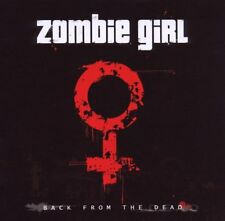 Zombie Girl back from the Dead CD 2006