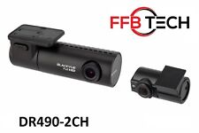 BlackVue DR490-2CH 16GB Dual-Lens Dual 1080p Dashcam for Front and Rear