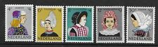 Netherlands 1960 - Child Welfare Stamps - Kinderzegels - Custumes - MNH
