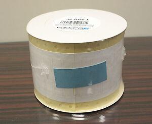 EDV-Ringetiketten selbstklebend endlos Tyvek ohne Druck 2.500 St/Rolle   OVP!