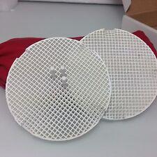 2x Dental Porcelain Honeycomb 20 tip Zirconia Firing Tray Full Zirconia crown IT