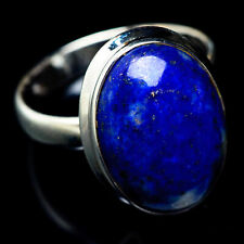 Lapis Lazuli 925 Sterling Silver Ring Size 9 Ana Co Jewelry R5550F