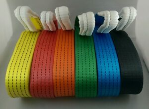HEAVY DUTY TOW TOWING ROPE STRAP 5M 4X4 TREE STROP 5 TON 2M - 30M IN OUR SHOP