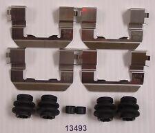 Better Brake Parts 13493 Front Disc Brake Hardware Kit
