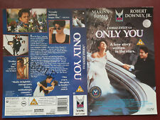 Only You - Marisa Tomei - Promo Sample Video Sleeve/Cover #B3504