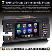 RADIO DVD BMW SERIE 5  X5 M5 -E39 E53 M5 E38 BLUETOOTH,GPS,USB,3G ERISIN ES7161B