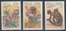 Angola postfris 1994 MNH 957-959 - Kunst / Art