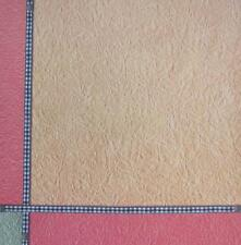 "12X12"" Scrapbook Paper Single Sided Tan Border - Match with others in Store"