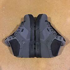 DVS Westridge Size 8 Grey Black Nubuck BMX DC MOTO Snow Series Boots $95