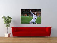 Sergio Ramos celebración Real Madrid Gigante impresión arte cartel del panel nor0225