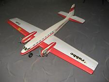 Bauplan mit Bauanleitung für den Robbe Puma II Twin (2-motorig), extrem selten !