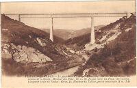63 - cpa - Viaduc de FADES
