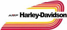 Amf harley davidson Tank decals