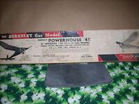 "Powerhouse 41"" Berkeley Model Kit -"