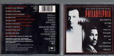 PHILADELPHIA CD OST BRUCE SPRINGSTEEN PETER GABRIEL SPIN DOCTORS MARIA CALLAS 93