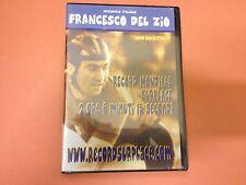 CICLISMO DVD FRANCESCO DEL ZIO (RECORD MONDIALE SURPLACE) RARO Nuovo Sigillato
