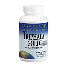 Triphala Gold, 1000mg x 120 Tablets - Planetary Herbals