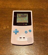 Nintendo Game Boy Color Handheld GBC System Custom Painted