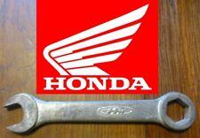 rare CLE moto HONDA 17 vintage collector trousse à outils 100% ORIGINAL key