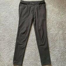 Lululemon Men's ABC Classic Gray Pants Size 32 (fits like 34x33)