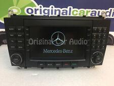 MERCEDES-BENZ Command Non-Navigation GPS Radio CD Player TYPE 203