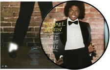 Michael Jackson - Off The Wall [New Vinyl LP] Picture Disc