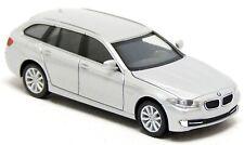 Herpa 034401 BMW 5er Kombi Touring F11 silber metallic PKW Modell 1:87 H0