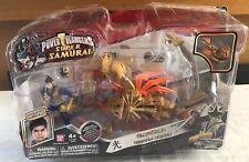 Bandai Power Rangers Super Samurai Clawzord w Antonio (Read)