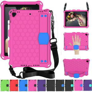 For iPad 5 6 7 8 9th Mini 5 Pro 11 2021 Air 4 3 2 Kids Shockproof EVA Case Cover