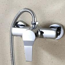 Grifo de Pared Mezclador Grifo de Bañera Baño Tina Válvula Ducha Grifos Agua