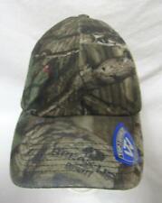 free shipping f81bb 8527e Mossy Oak Mens Snap Back Camo Baseball Cap Hat E1 487