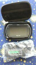 Sony PSP go BLACK Launch Edition with Carry Case and USB Charger included