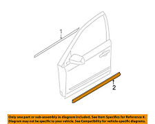 NISSAN OEM 06-07 Murano Front Door-Lower Molding Trim Right 80870CC20A