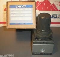 TAIYO Z-180 AIR REGULATOR UERV-08 NICE